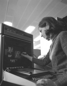 Susan Hockey Font Defining on the VT15 31.10.72